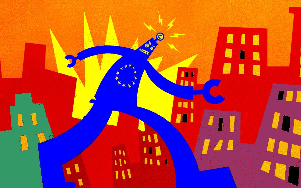 EU Approves Copyright Directives to ban content