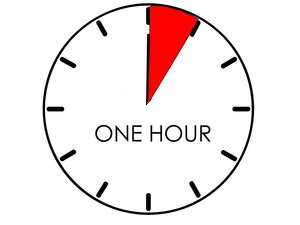 one hour edits package