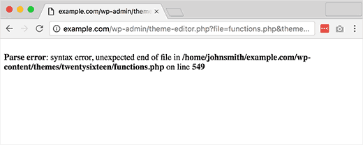 The trouble with CMS is PHP